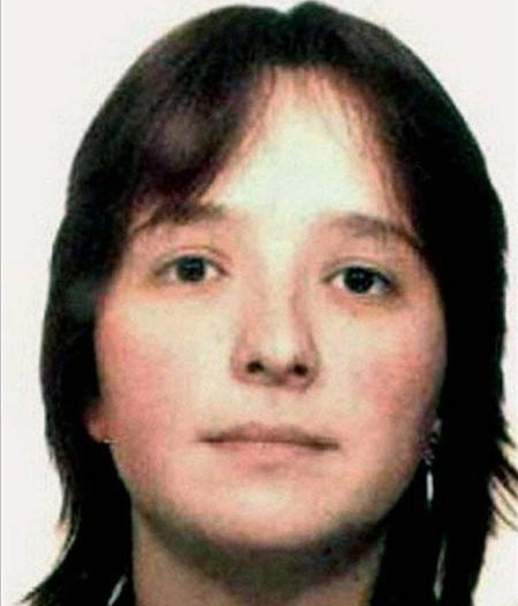 Imagen de archivo de la presunta etarra Ainoha García Montero. EFE/Archivo