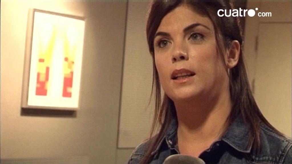 EXCLUSIVO: Samanta Villar, agradecida por el Ondas a '21 días en la mina'