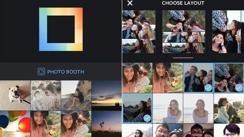 Instagram crea una nueva aplicación para diseñar y gestionar imágenes
