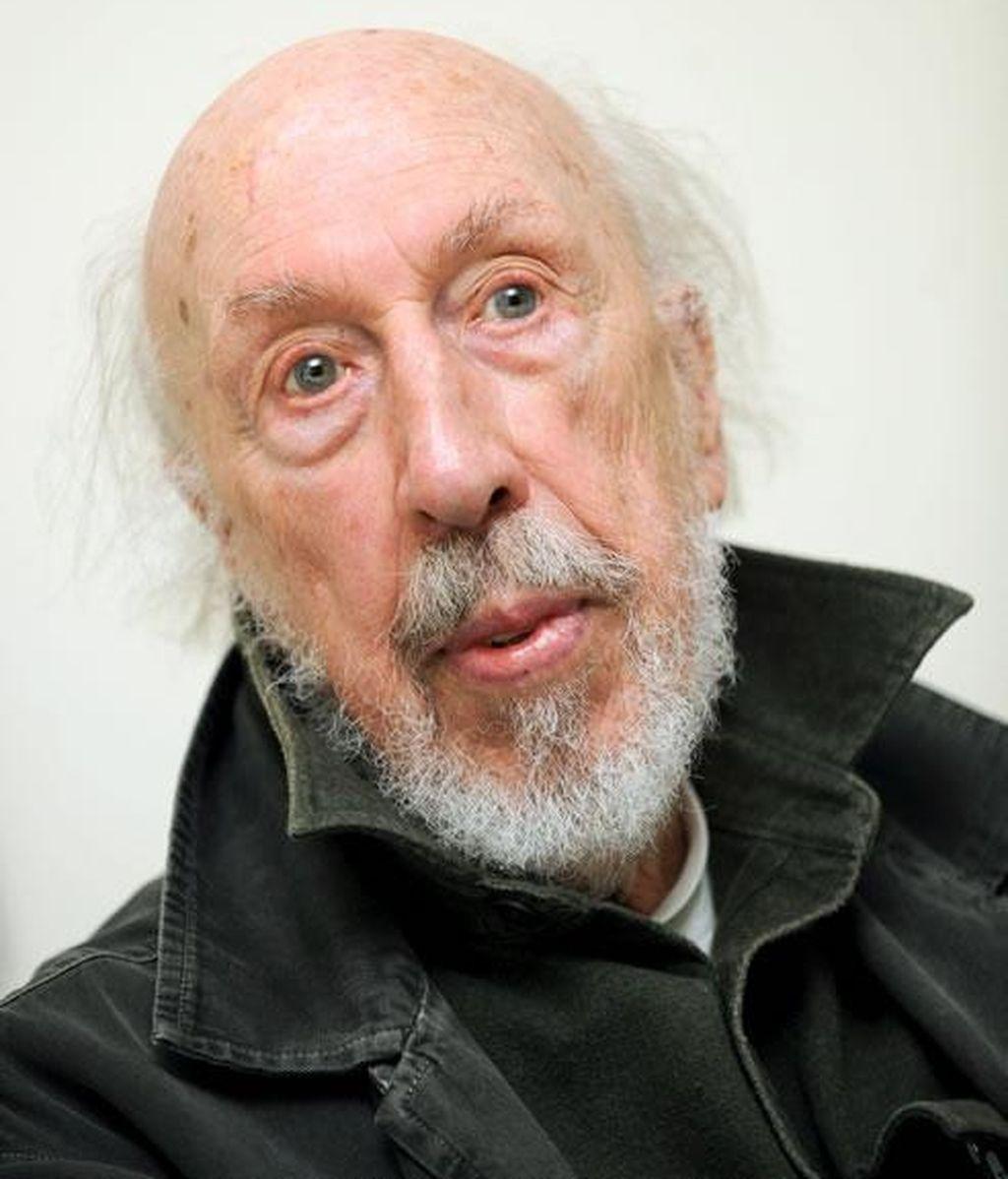 El artista británico Richard Hamilton, considerado por muchos como el padre del 'pop art'