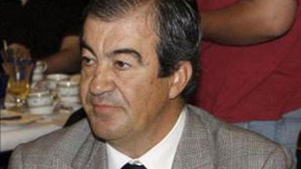 Imagen de archivo del ex ministro Francisco Álvarez- Cascos. Foto: EFE.