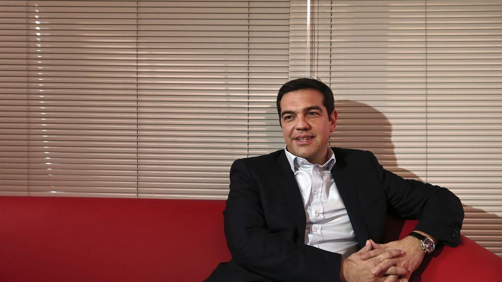 Tsipras presentará en breve ante el Parlamento la ley para elevar el salario mínimo