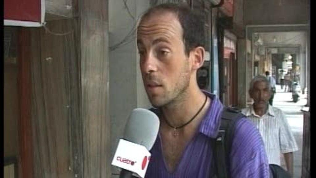 Llegan a España varios supervivientes de la catástrofe en India