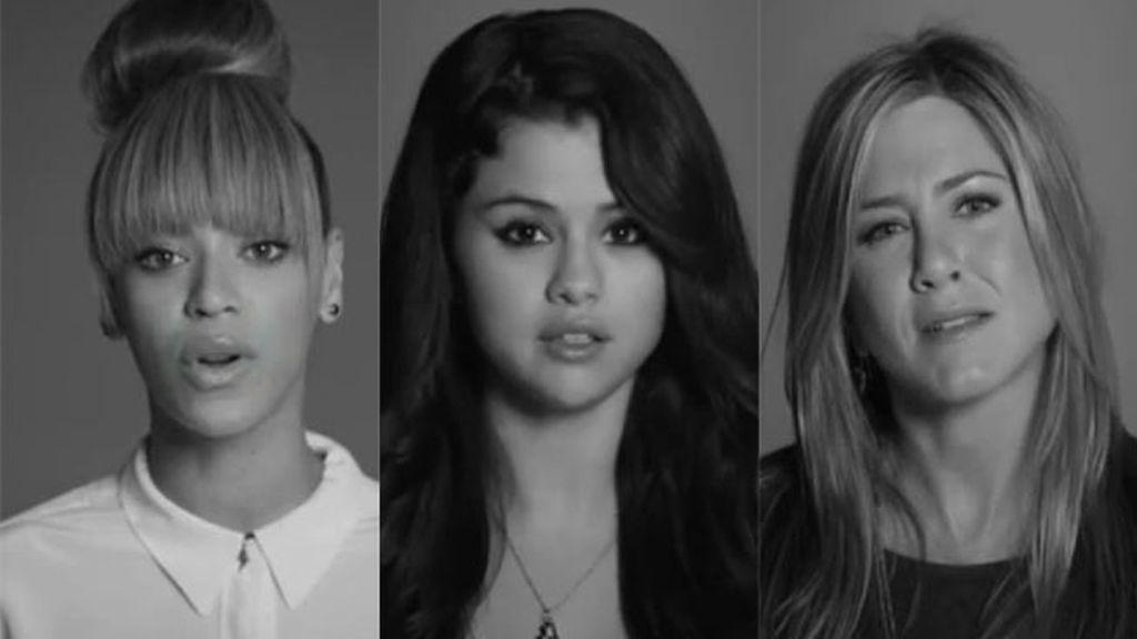 Selena Gomez, Beyoncé y Jennifer Aniston se unen para exigir mayor control sobre las armas
