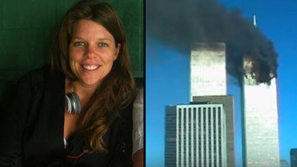 Caroline Dries grabó el atentado de las Torres Gemelas desde su apartamento