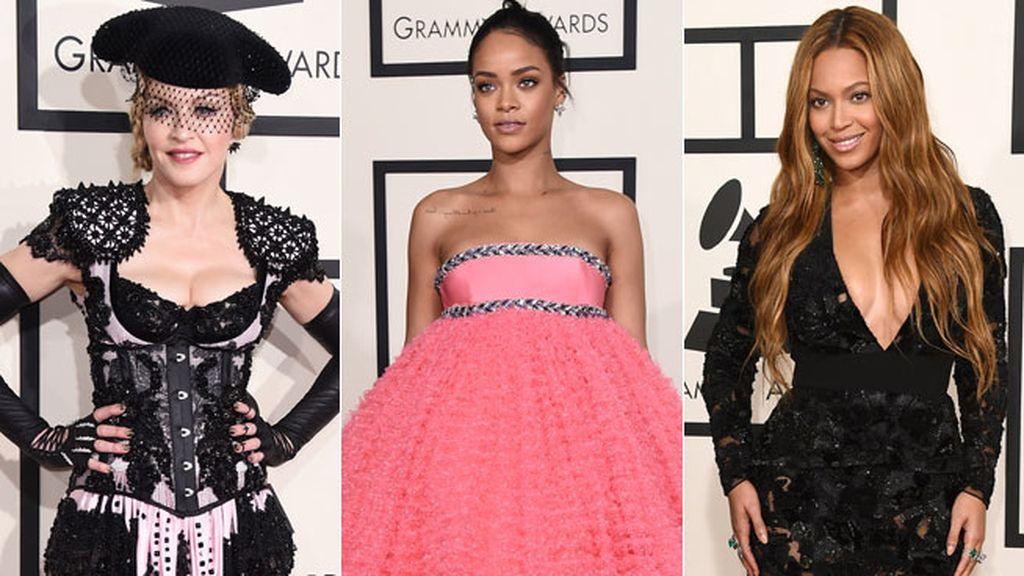 Apertura aciertos y errores Grammy