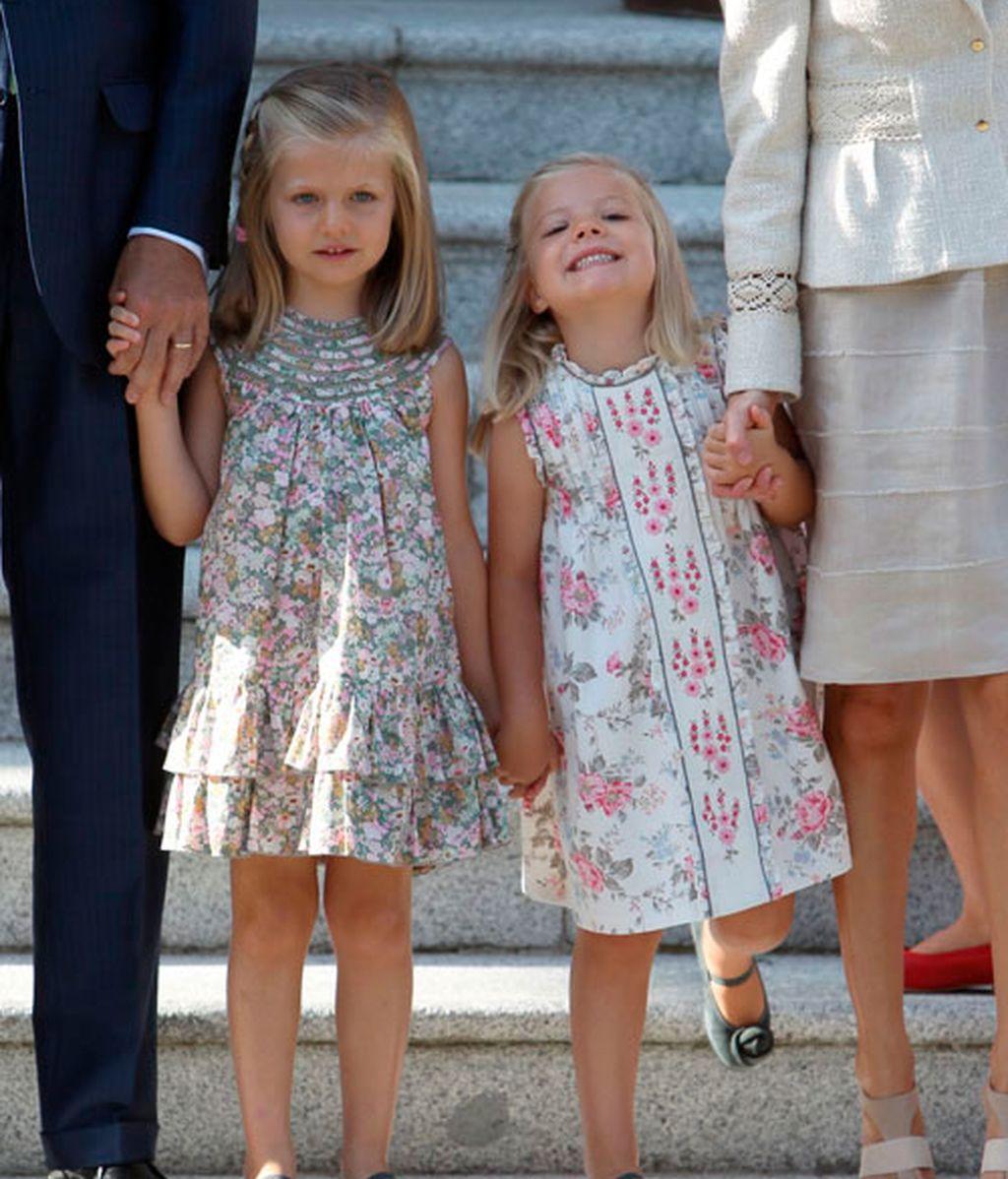 Looks 'reales' para recibir al Papa