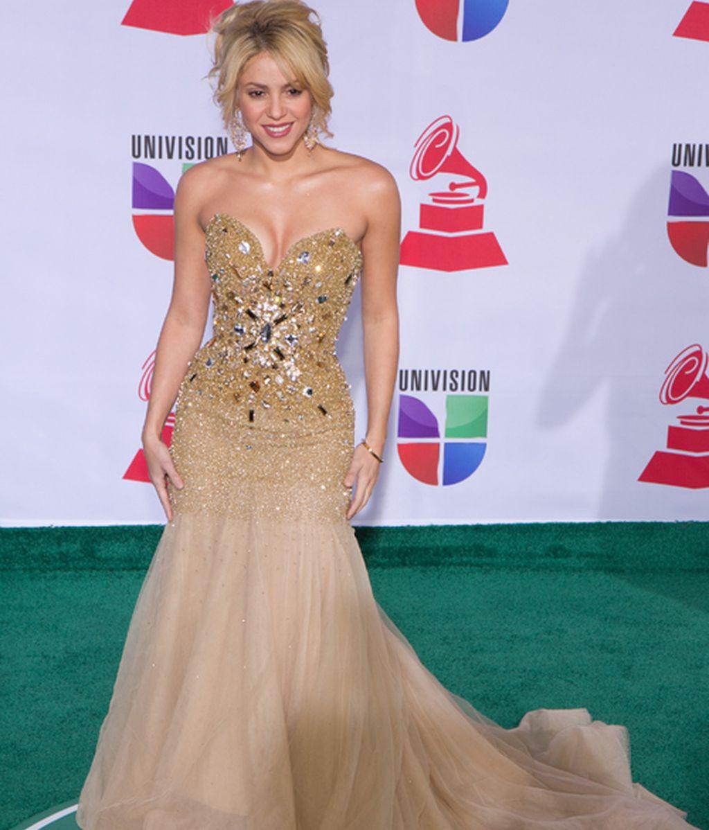 Shakira, tres modelos ¿tres aciertos o tres errores garrafales?
