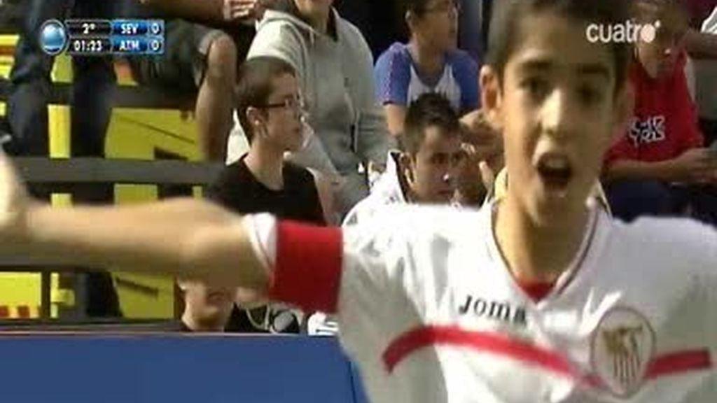 Fútbol 7: Sevilla 1 - 0 Atlético de Madrid