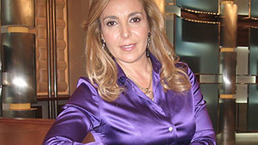 Emilia Zaballos se incorpora al programa.