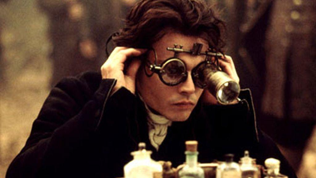 Johnny Depp, actor fetiche de Tim Burton