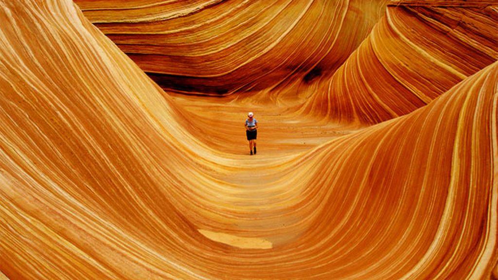 The Wave, Arizona, EEUU