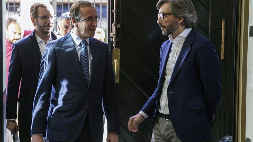 Alfonso Alonso será el nuevo presidente del PP vasco