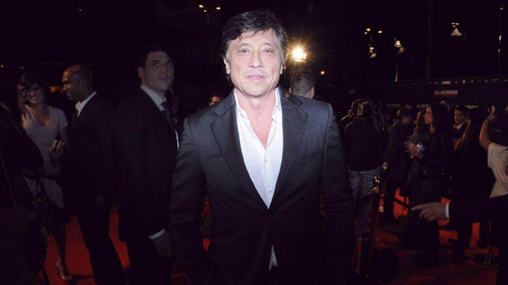 """Carlos Bardem, actor y guionista de """"Alacrán enamorado"""""""