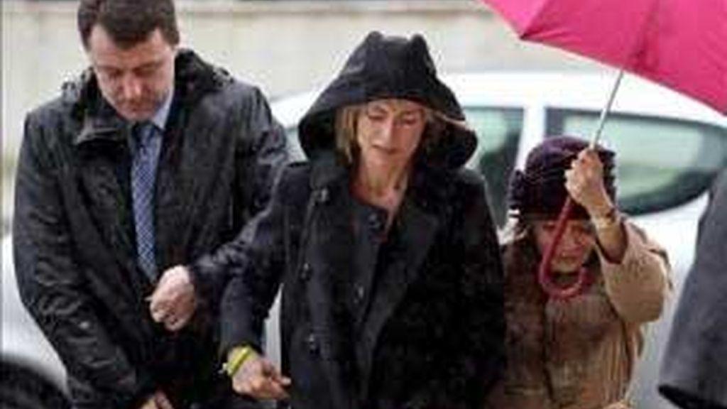 Kate y Jerry McCann han anunciado que seguirán adelante con otras demandas interpuestas contra el ex policía. FOTO: EFE / Archivo