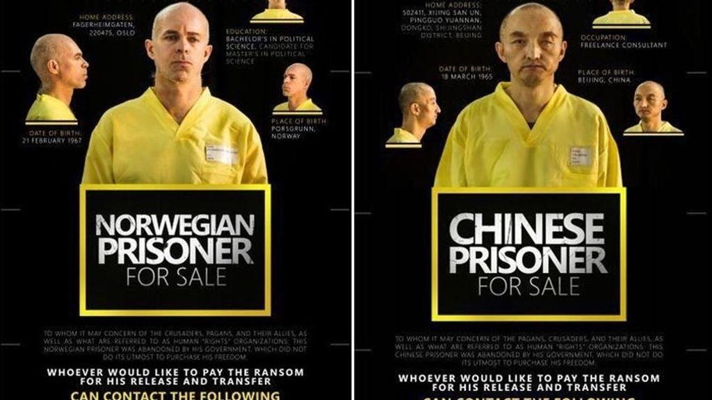 Estado Islámico anuncia la ejecución de los rehenes noruego y chino