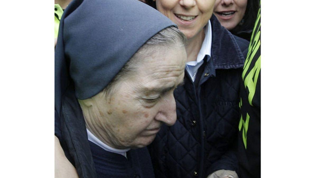 Sor María, niños robados,