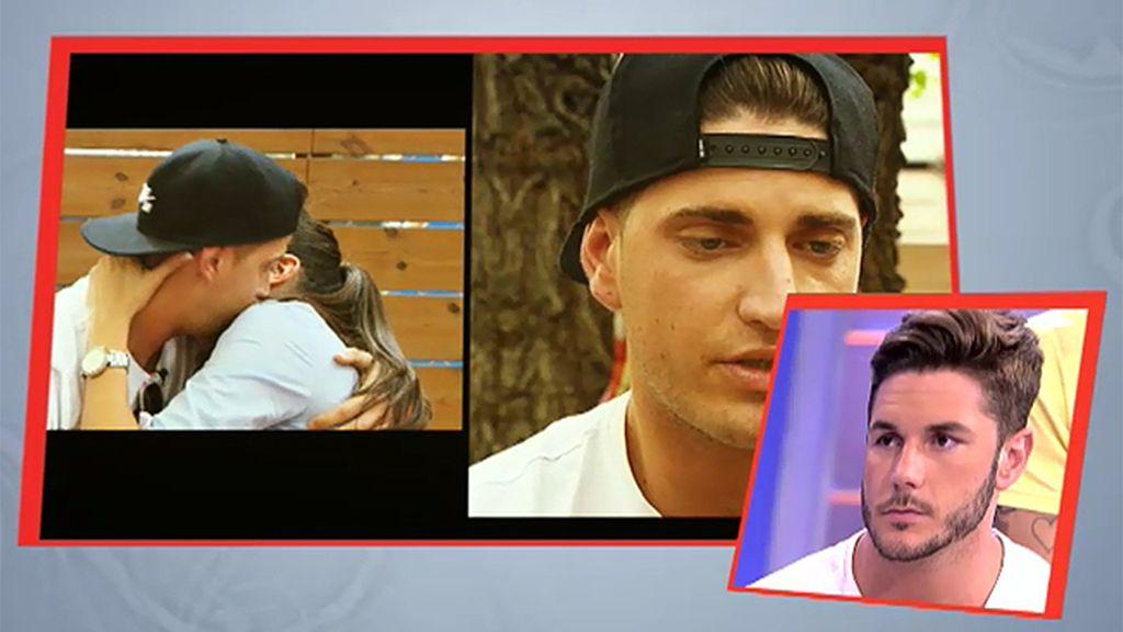 "Jonathan, a Samira: ""Te quiero"""