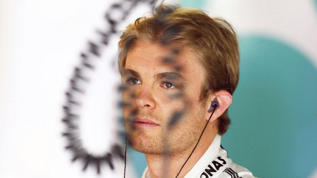 Nico Rosberg, primero en los entrenamientos del Gran Premio de Mónaco