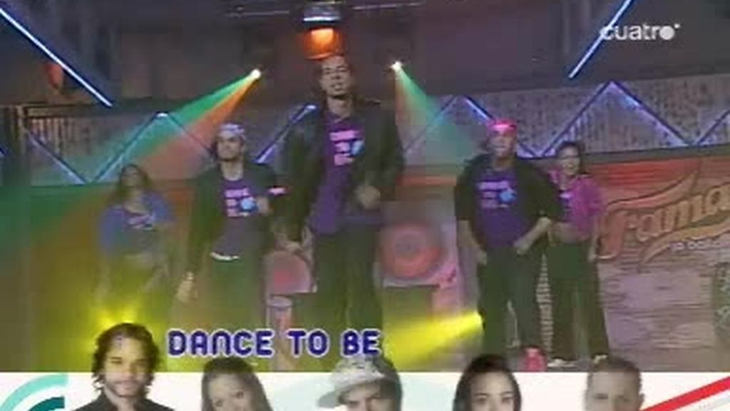 Dance to be es el segundo grupo finalista