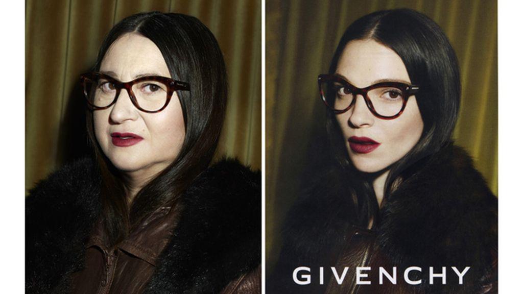 Anuncios icónicos de la moda parodiados