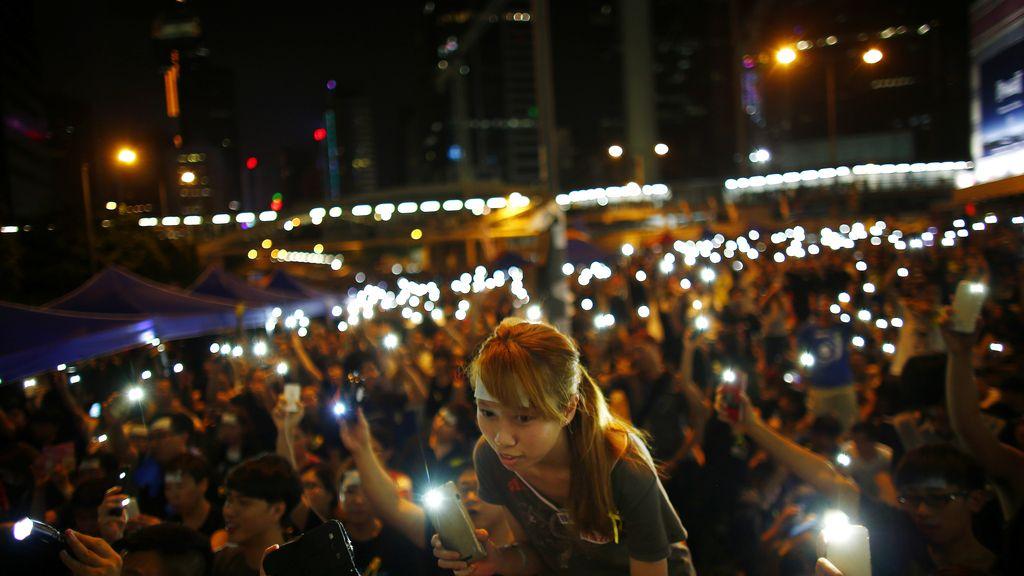 Linternas de smartphones