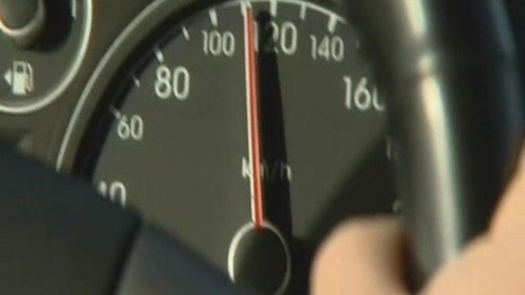 Desde hoy, a 110 km/h