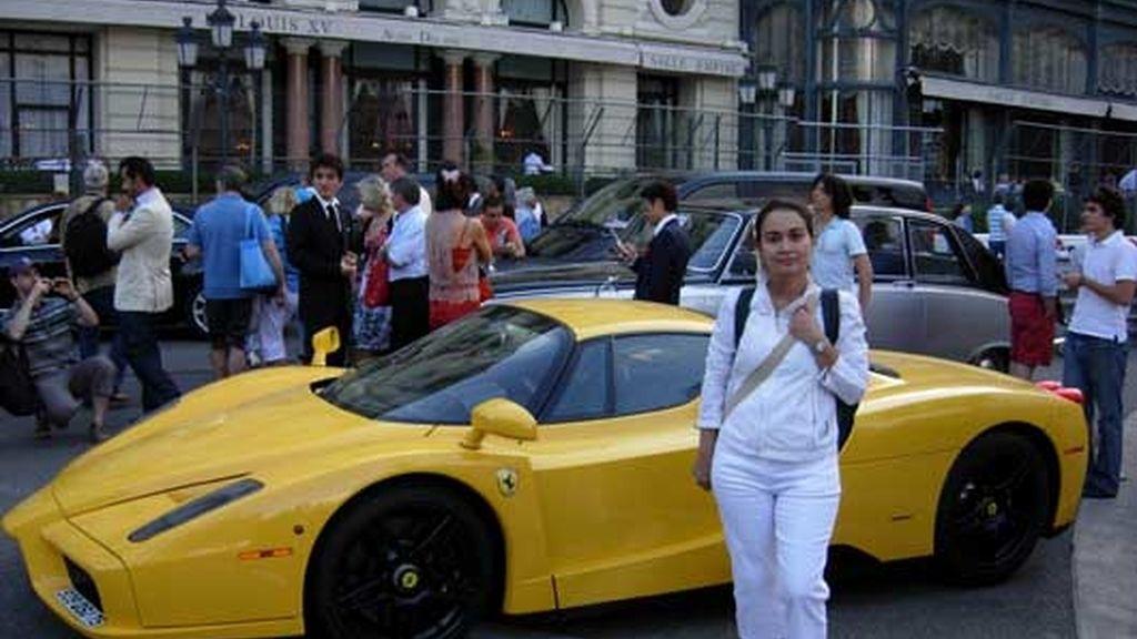 Otro Ferrari en Mónaco