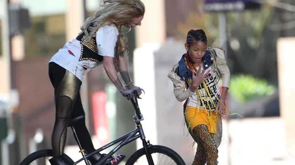 El estilismo imposible de Willow Smith en su último videoclip