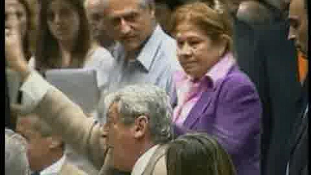 Bofetadas entre diputados en Buenos Aires