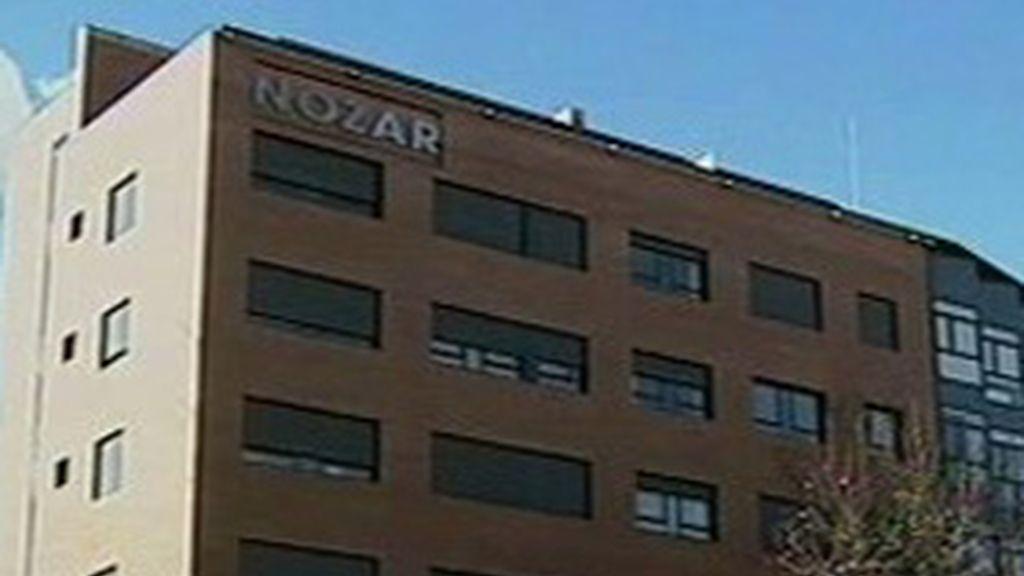 La inmobiliaria Nozar
