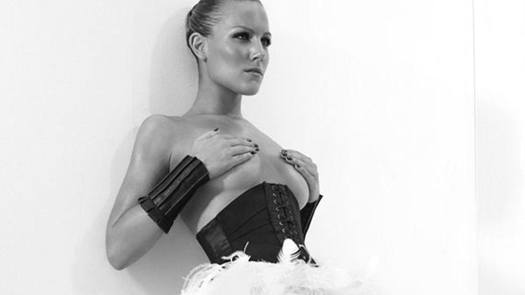 Edurne de OT, más sensual que nunca