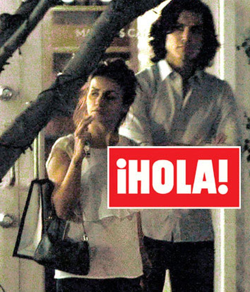 Conoce a Álex González, el nuevo novio de Mónica Cruz