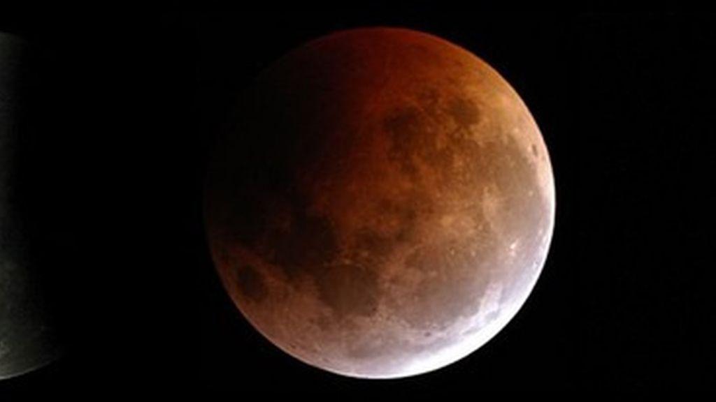 Luna sangrante