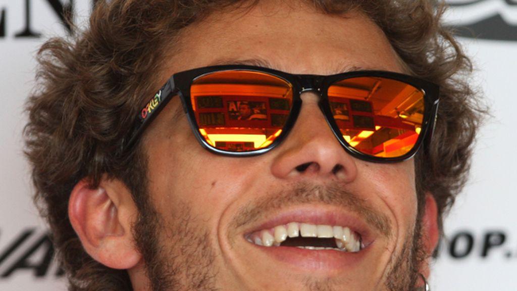 Valentino Rossi, embajador de Oakley