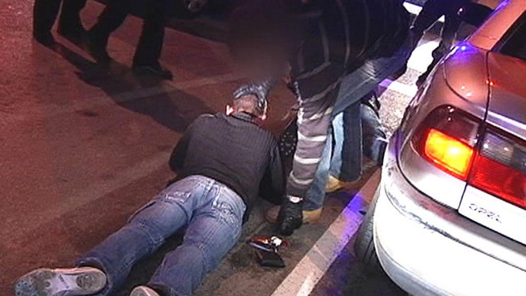 Un joven detenido y ajusticiado