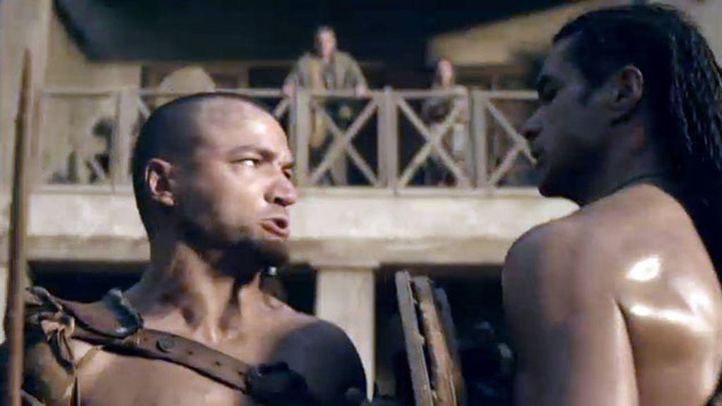 'Spartacus: Dioses de la arena' (T00xC05)