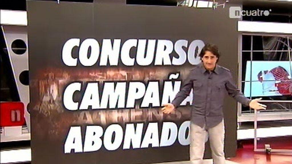 La final del concurso de abonados de Raúl Ruiz