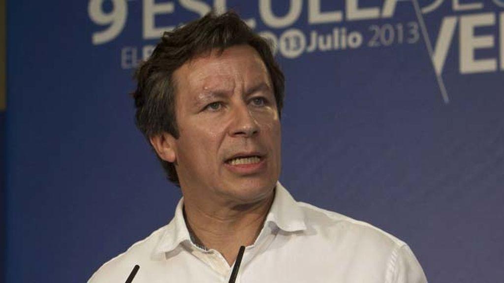 El vicesecretario general de Organización y Electoral del Partido Popular, Carlos Floriano