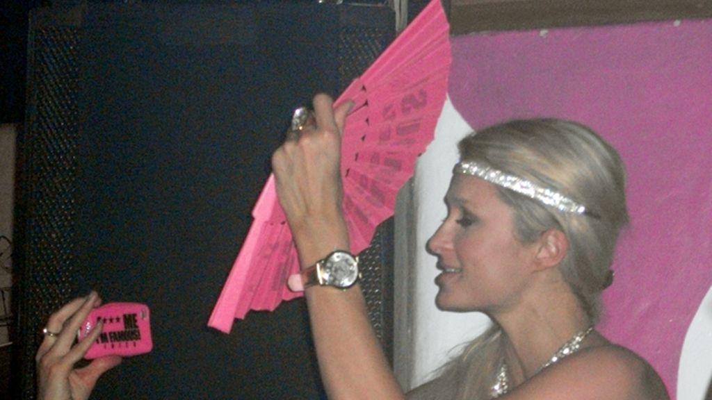 El superfiestón de Paris Hilton en Ibiza