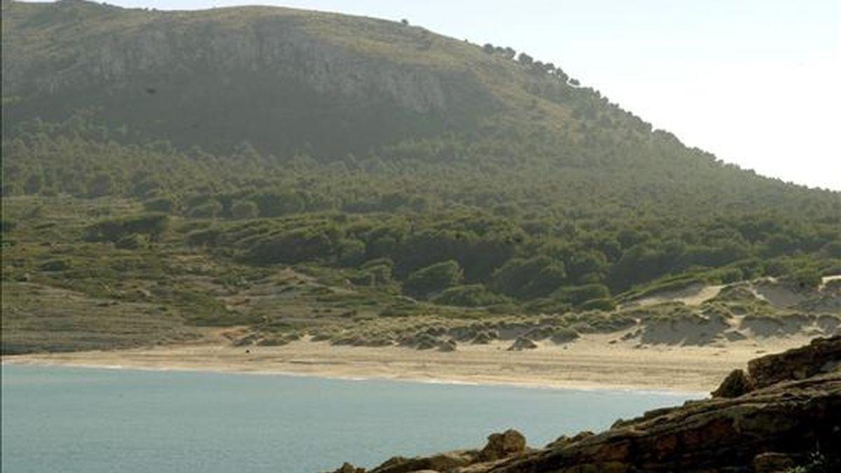 Cala Mesquida, cerca de Capdepera, Mallorca. EFE/Archivo