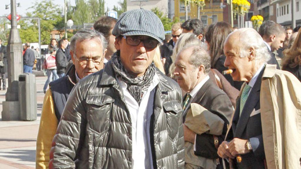 El ex marido de Marta Sánchez, Jesús Cabanas