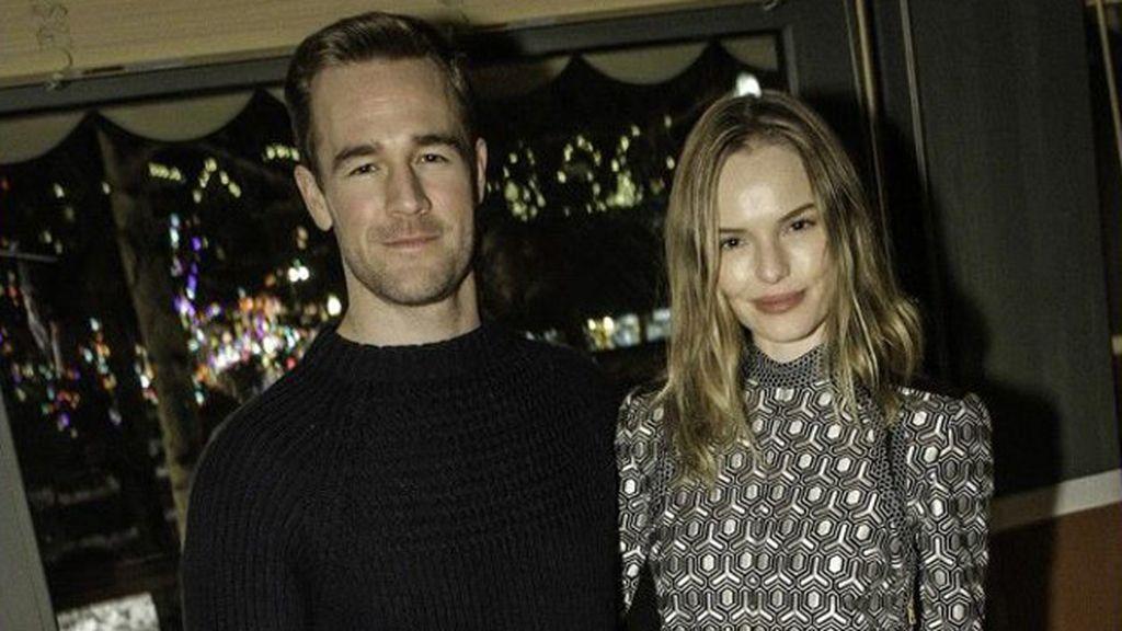 Hollywood también pasa sus vacaciones en Aspen: Kate Bosworth y James Van Deer Beek