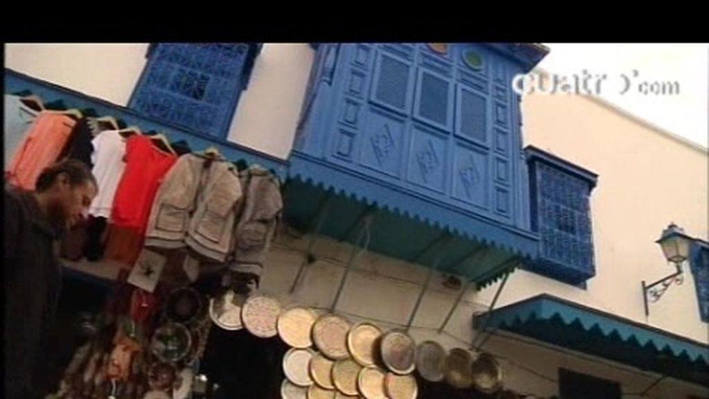 Túnez: Sidi Bou Said