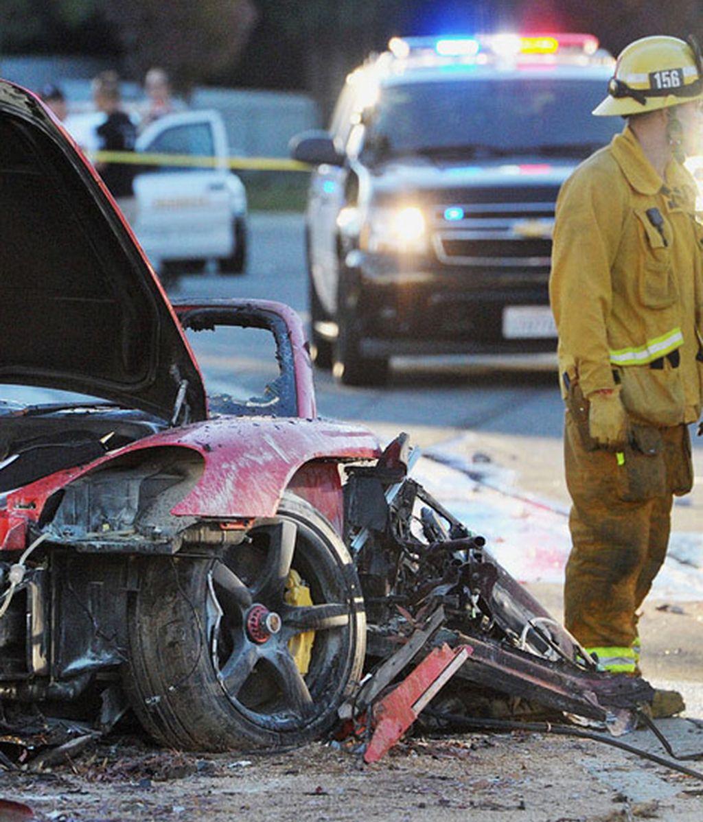 Fallece Paul Walker en un brutal accidente