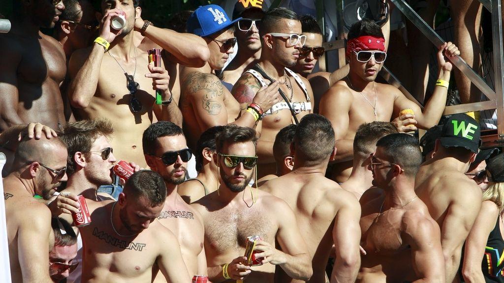 Marcha del Orgullo Gay en Madrid