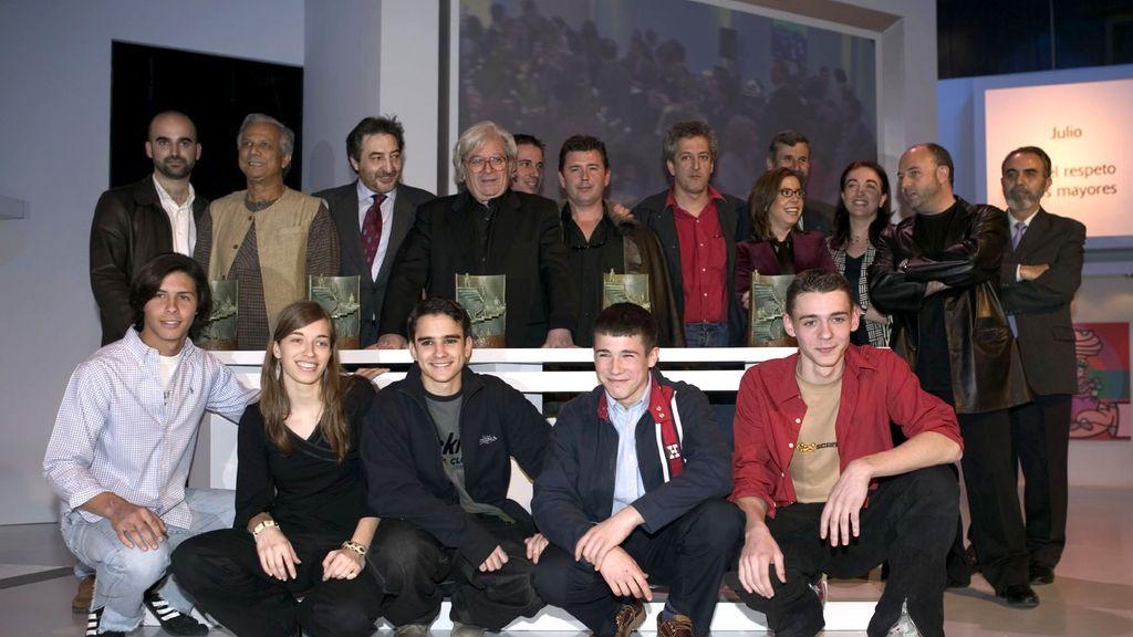 II Edición de los Premios '12 Meses, 12 Causas'