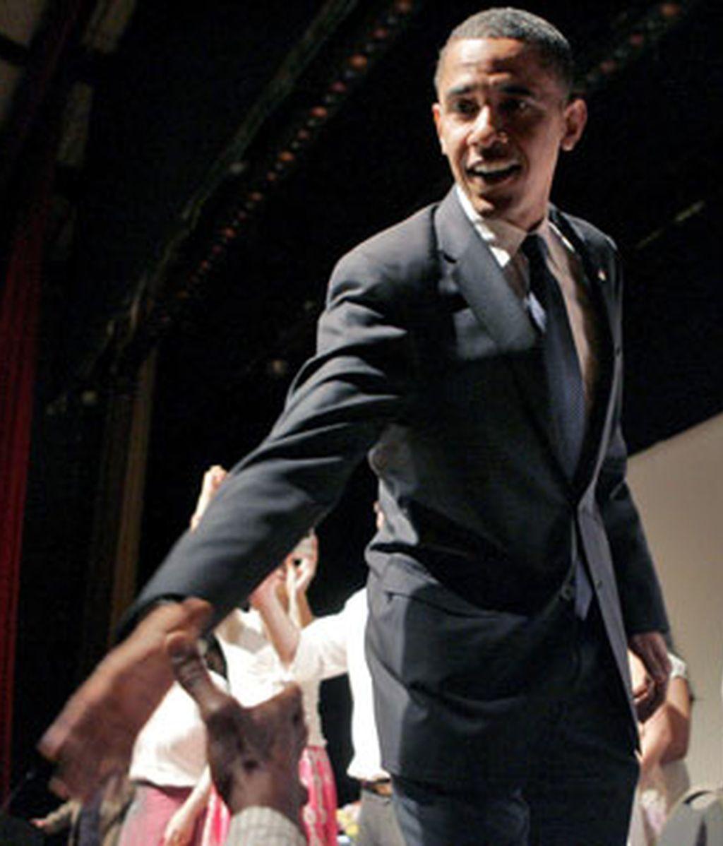 Los socialistas no quieren desaprovechar la oportunidad de entenderse con el candidato demócrata. Foto: EFE