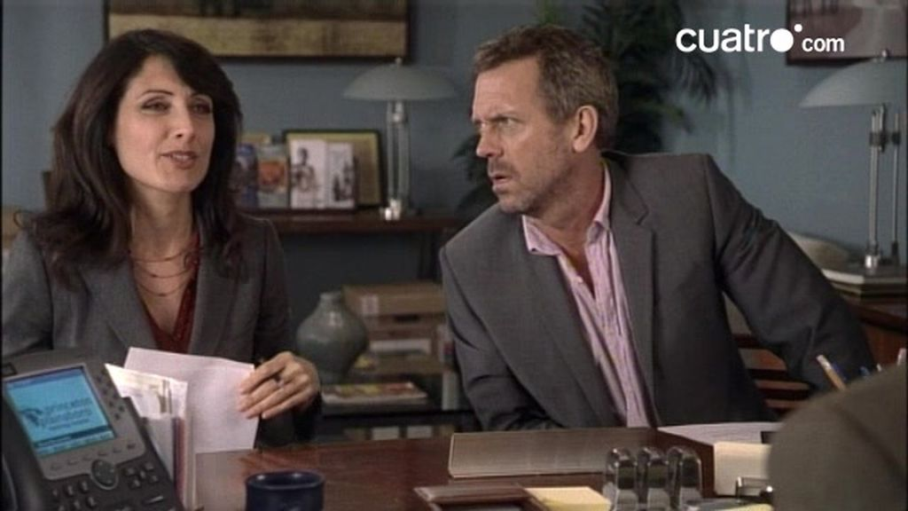 Capítulo 2: House y Cuddy formalizan su relación
