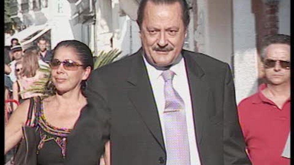 Fianza de 3,6 millones a Isabel Pantoja por posible blanqueo